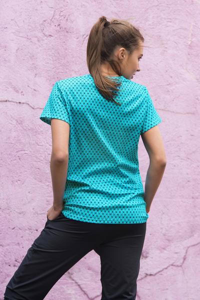 T-shirt 100% Baumwolle Eko - TBF-9G6