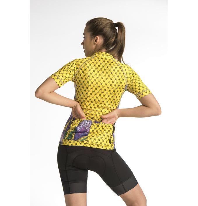 Cycling shirt Crocus - KKK-1VK - packshot