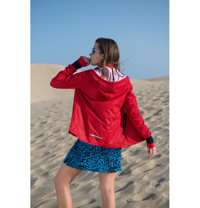 Membrane Jacket Galaxy Red - MKD-9G4 - packshot