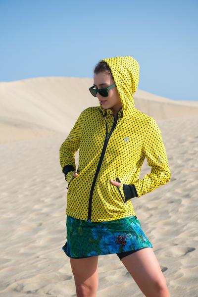 Membrane Jacket Galaxy Yellow - MKD-9G1