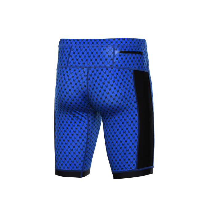 Leggings Short Galaxy Blue - OLKT-9G7-90 - packshot