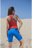 Short Leggings Galaxy Blue - OSKK-9G7 - packshot
