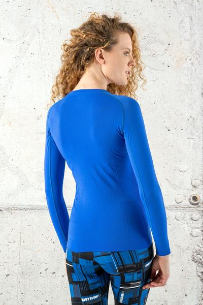 Longsleeve Oddychający Ultra Light Blue - BLD-50
