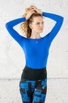Ultra Light Breathable Longsleeve Blue - BLD-50