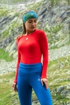 Ultra Light Breathable ongsleeve  Red - BLD-20