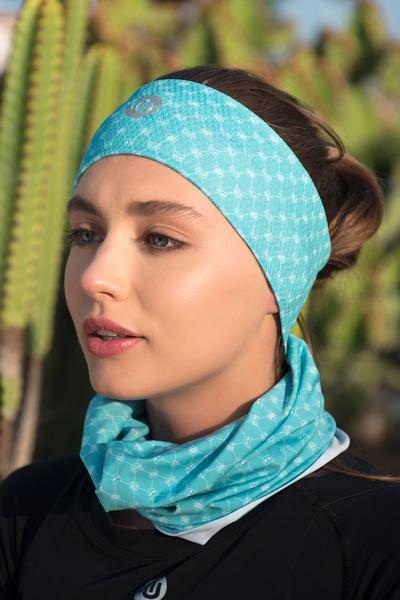 Ultra Headband Galaxy Turquoise - AOL-9G6