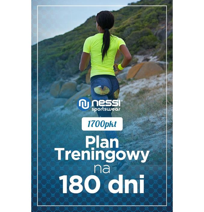 Training plan for 180 days - packshot