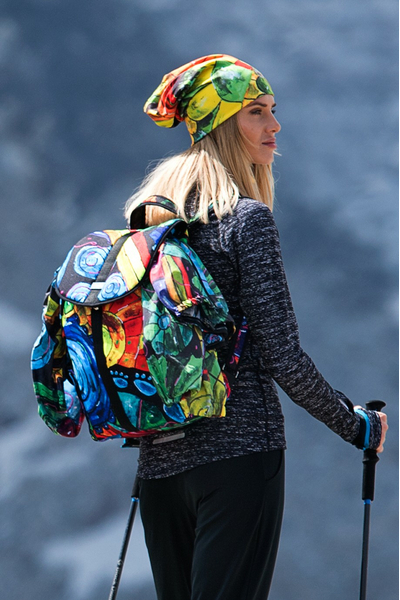Sports backpack Mosaic Art Unisex APL-1004
