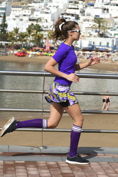 Knee socks for running - PR-16