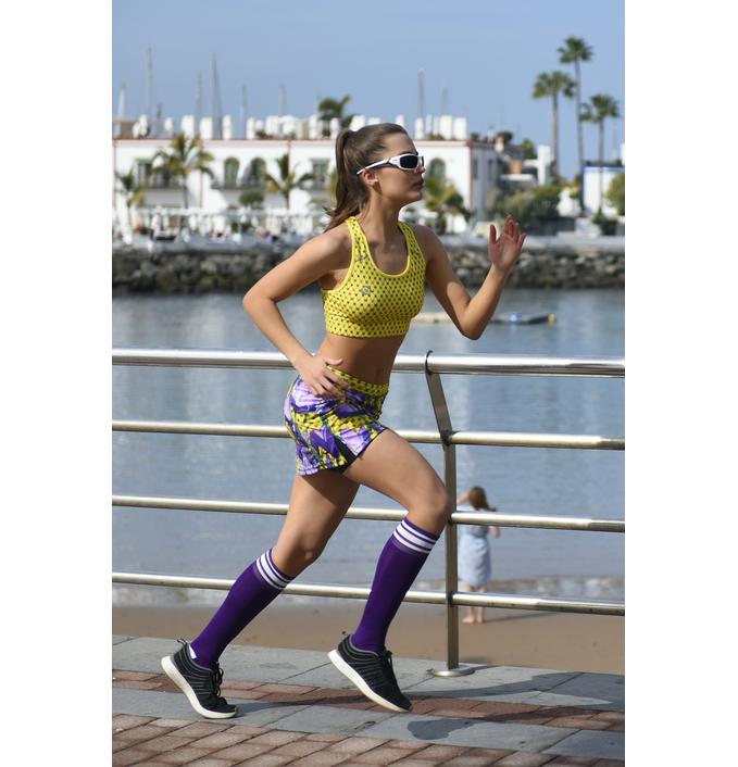 Podkolanówki do biegania - PR-16 - packshot