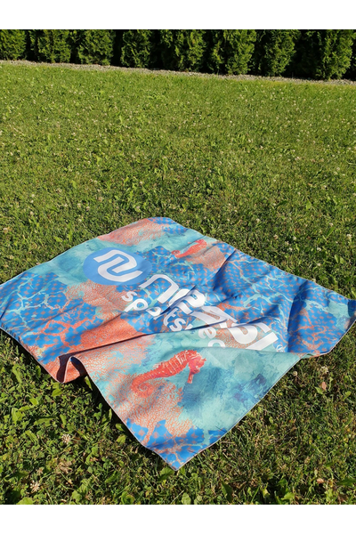 Microfiber towel Coral Reef - ARE-1VR S