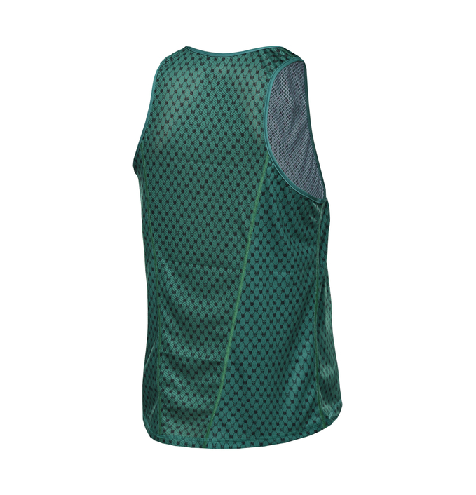Singlet Male Galaxy Green - SMK2-9G5 - packshot