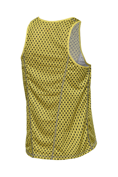 Singlet Male Galaxy Yellow - SMK2-9G1