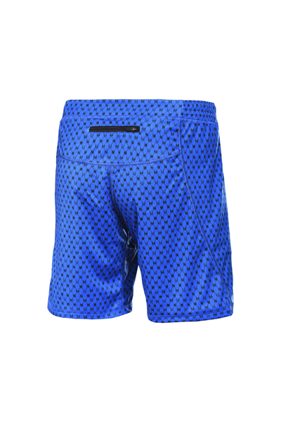 Ultra Loose Shorts Galaxy Blue - MSL-9G7