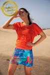 Ultra Skirt Coral Reef - SRDGL-1VR