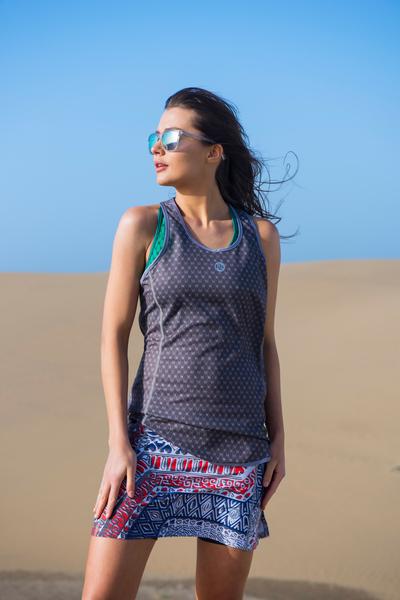 Skirt Classic Aztec - SRDG-9A1