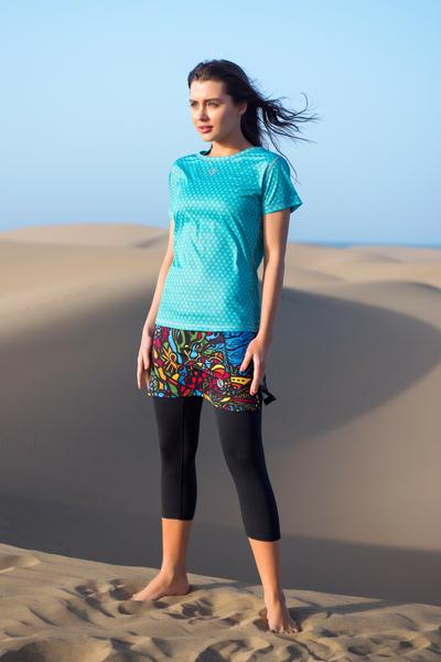 Skirt Classic Mosaic Reef - SRDG3-9M1