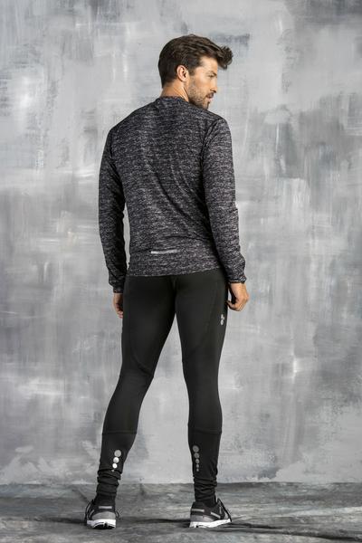Long pants Pro Total Black - SMP-90