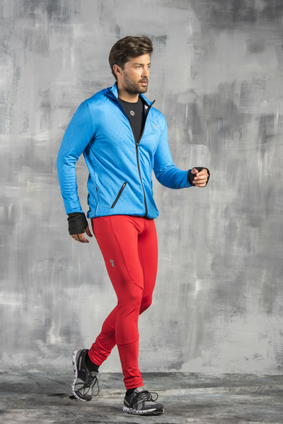 Long pants Pro Total Red - SMP-20
