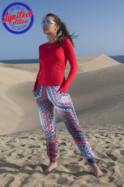 Sweatpants Light Aztec - SDDC-9A1