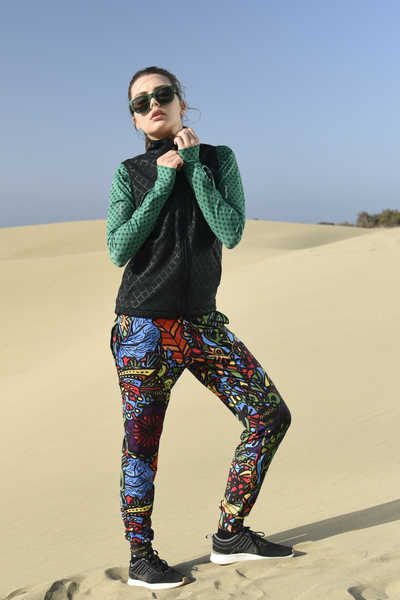 Light Sweatpants Mosaic Reef - SDDC-9M1