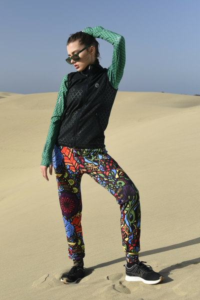 Sweatpants Light Mosaic Reef - SDDC-9M1