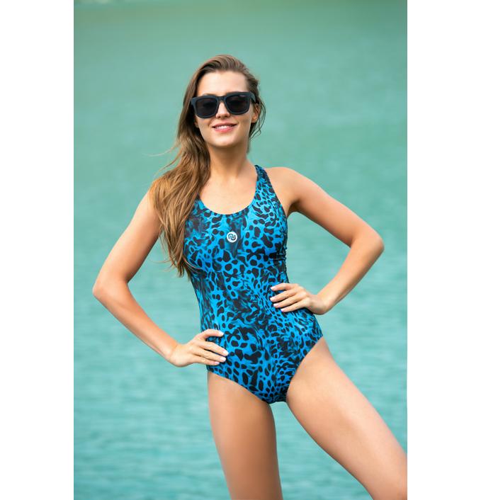 Swimsuit Blue Panther - SJK-9K3 - packshot