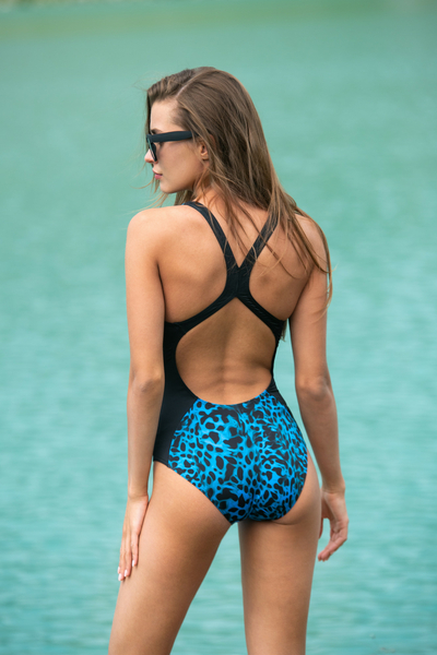 Swimsuit Blue Panther - SJK-9K3