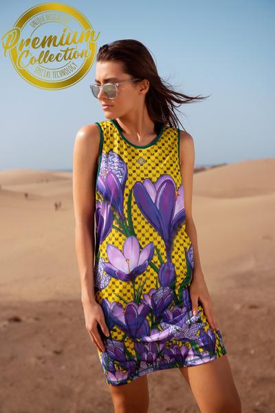Summer Dress Crocuses - OSS-1VK