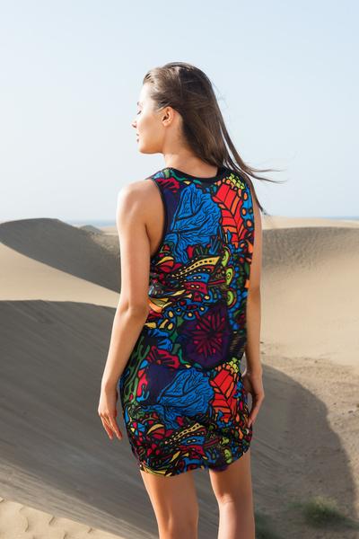 Summer Dress Mosaic Reef - OSS-9M1