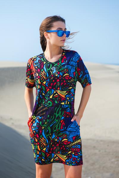 Sukienka Letnia OSS2-9M1