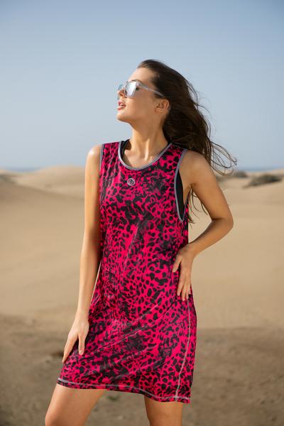 Summer Dress Pink Panther - OSS-9K1