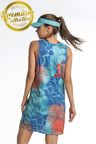 Summer Dress Coral Reef - OSS-1VR