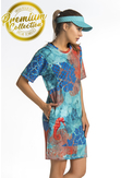 Summer Dress Coral Reef - OSS2-1VR - packshot