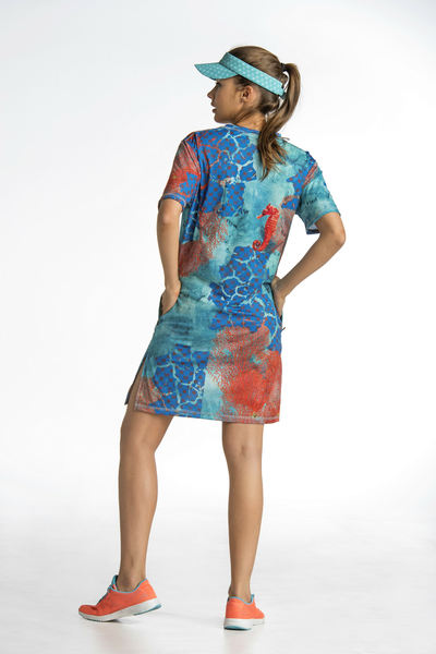 Summer Dress Coral Reef - OSS2-1VR