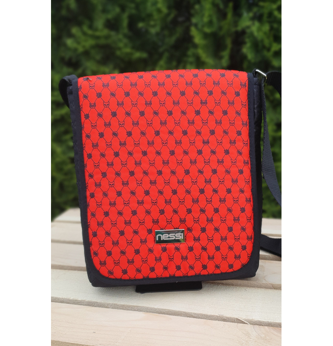 Messenger bag Galaxy Red - TLR-9G4 - packshot