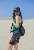 Messenger bag Mosaic Reef - TLR-9M1 - packshot