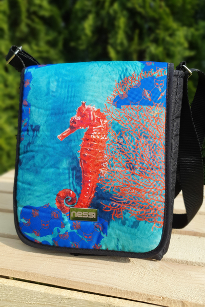 Messenger bag Coral Reef - TLR-1VR