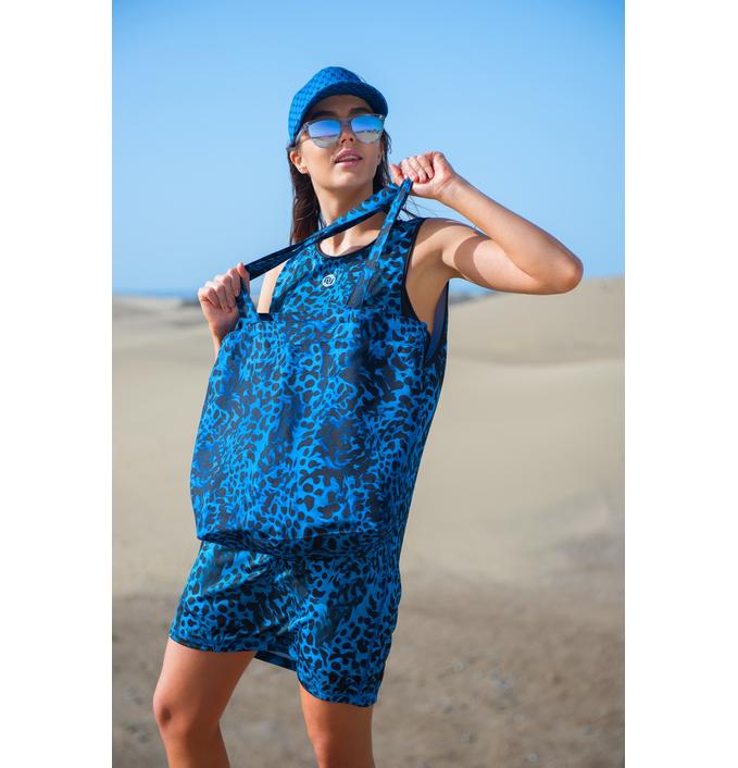Sport Bag Blue Panther - TSL-9K3 - packshot