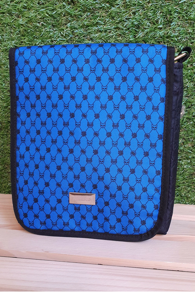 Messenger bag Galaxy Blue - TLR-9G7