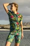 Bat T-shirt Lily Pond - OTD-11Z1
