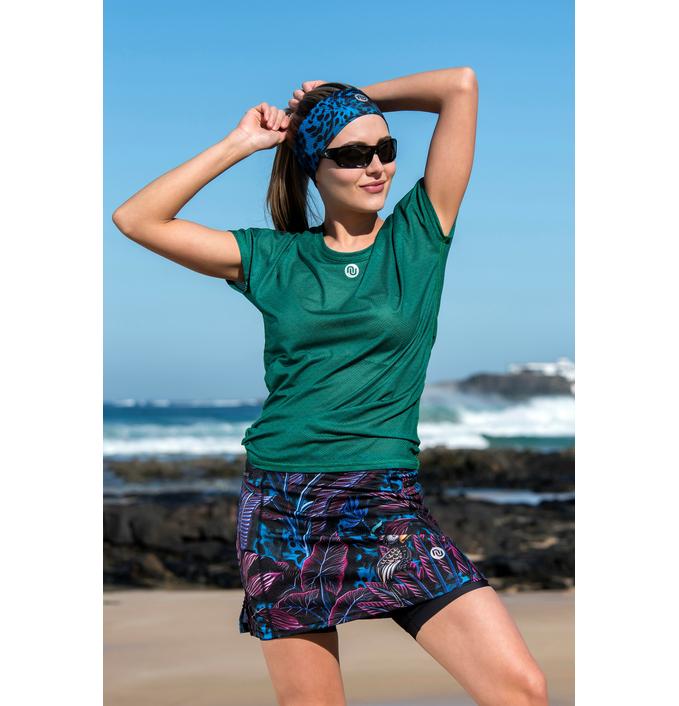 Bat T-shirt Mirage Green - OTD-11X5 - packshot