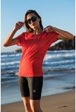 Bat T-shirt Mirage Red - OTD-11X4 - packshot