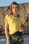 Bat T-shirt Mirage Yellow- OTD-11X1