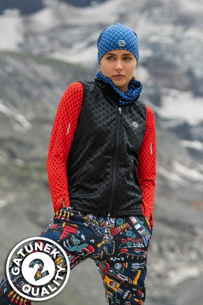 Damen Laufweste Shiny Black II Quality - HBD-90-G2
