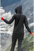 Bomber jacket long - NVKD-9G90 - packshot