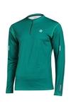 Training sweatshirt ZIP Mirage Green - LBMZ-11X5