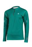 Training sweatshirt ZIP Mirage Green - LBMZ-11X5 - packshot