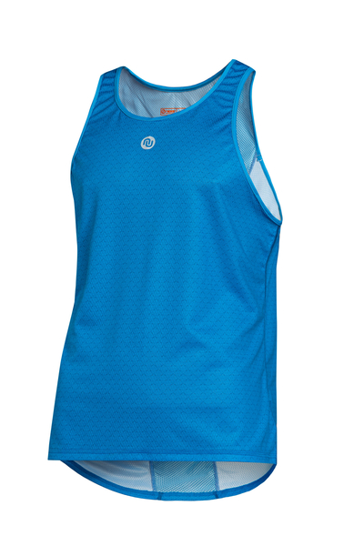Herren Tank Top Mirage Blue - MBL-11X7