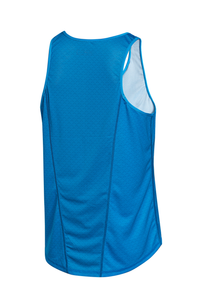 Herren Tank Top Blue Mirage - MBL-11X7